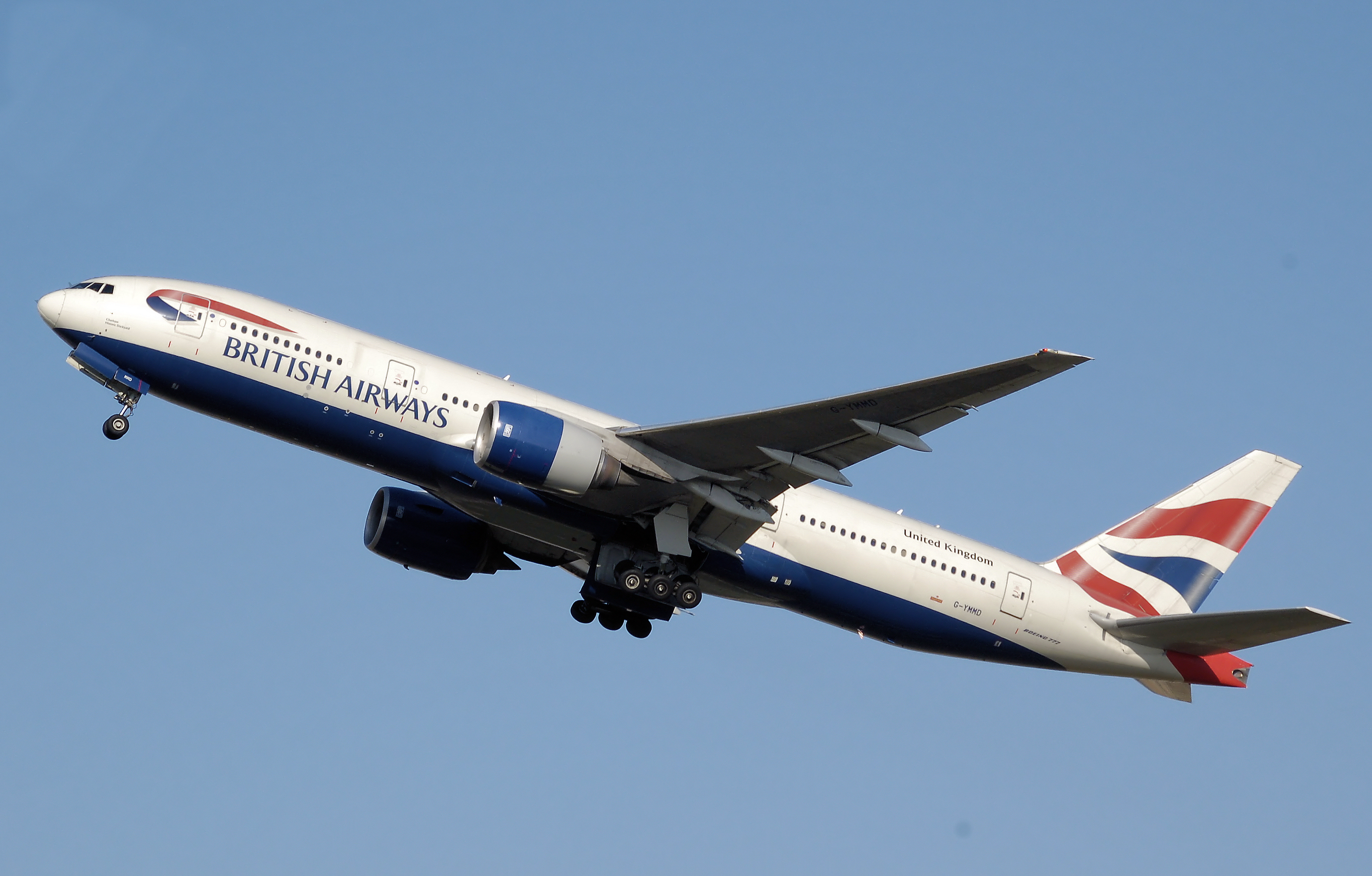 BA is set to acquire BMI