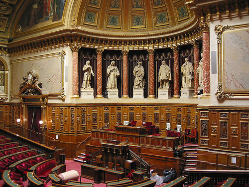 French Senate committee's take on
