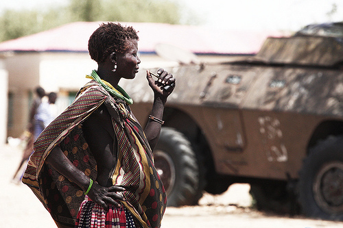 Violence erupts in South Sudan