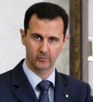 Putin's gamble with Al-Assad