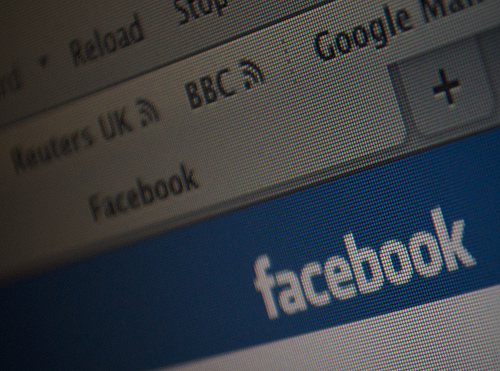 Facebook files for Internet's biggest IPO