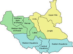 South Sudanese states