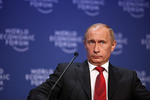 From WWI to www. – Putin to the right place