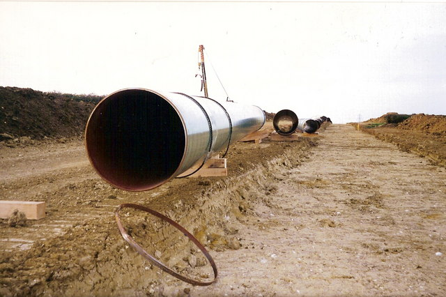 Bulgaria starts building new gas pipeline to Romania