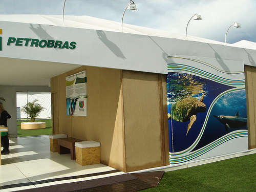 Petrobras engineering firm contractor files for bankruptcy