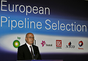 Trans Adriatic Pipeline to bring Azeri gas to Europe