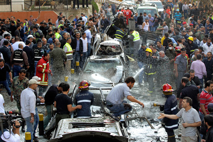 Beirut Bombing: Twin Attacks Target Iranian Embassy, 23 Killed, 146 Injured