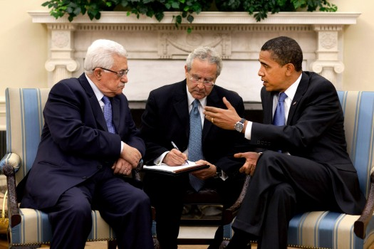 Palestinians head for Washington for peace talks