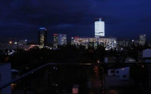 Romania - BucharestSkyline