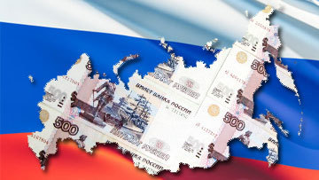 Russia's economy would lag global growth over the next two decades