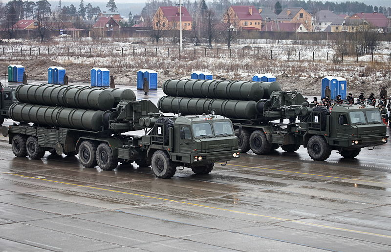 Russia's S-400 systems will be deployed in 2014