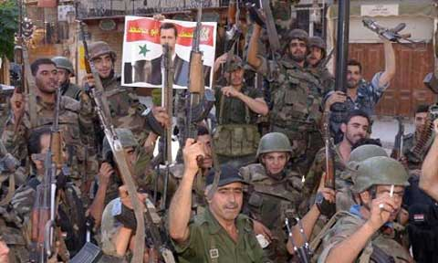 Assad's forces advance in northern Syria towards Aleppo