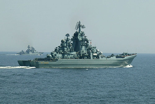 Russia to expand its Navy in the Arctic