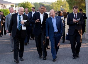 US-Russia relations-Obama-Putin