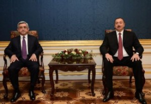 Ilham Aliyev and Serge Sargsyan2