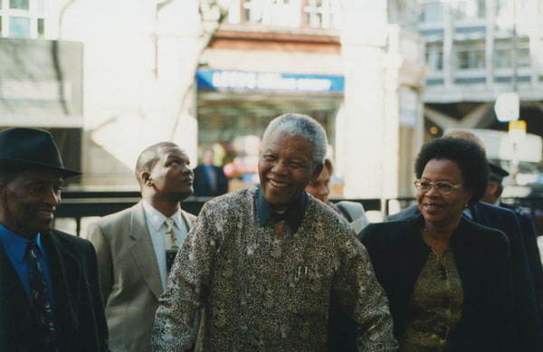 Madiba: A symbol of the power of good