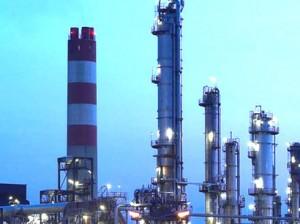Oil refinery in Belarus