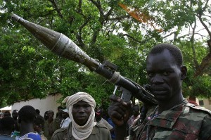 Rebels in Central African Republic