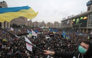 Ukraine demonstrations