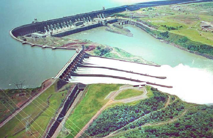 ITAIPU Dam breaks the World's Record in Energy Production