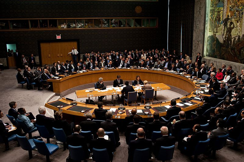 Five new nations join UN Security Council as non-permanent members