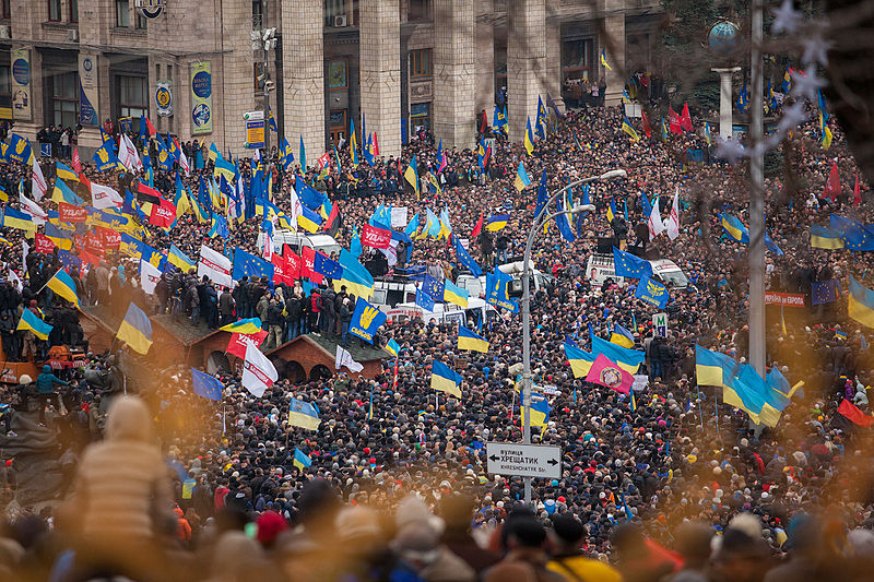 The opposition in Ukraine says the concessions from Yanukovich are not enough