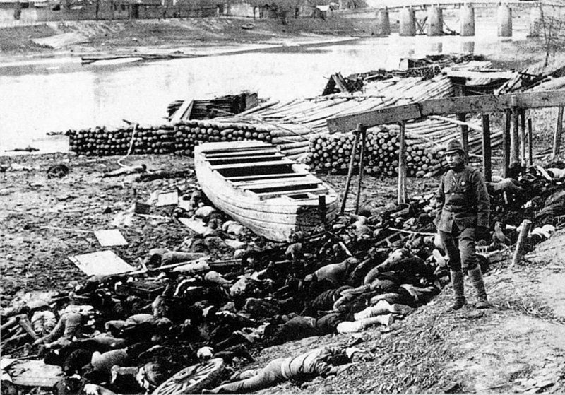 China plans Nanjing Massacre Memorial Day