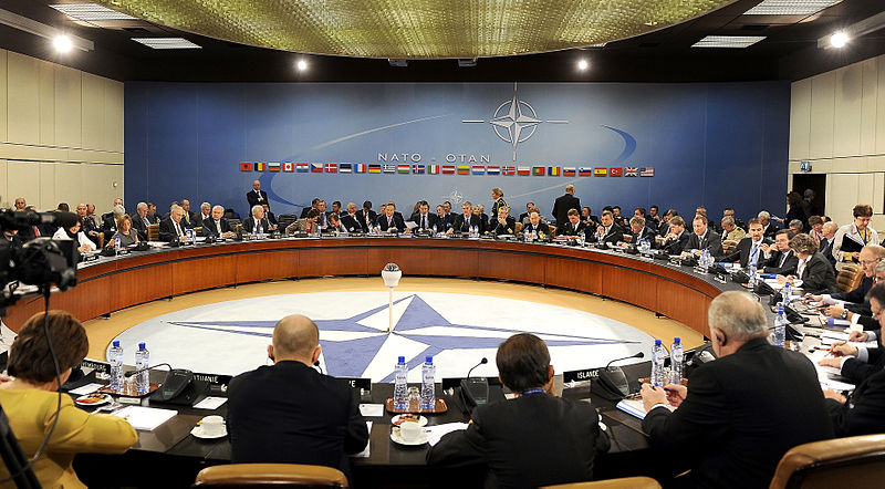 Bulgaria, Romania call for increased NATO presence, energy security
