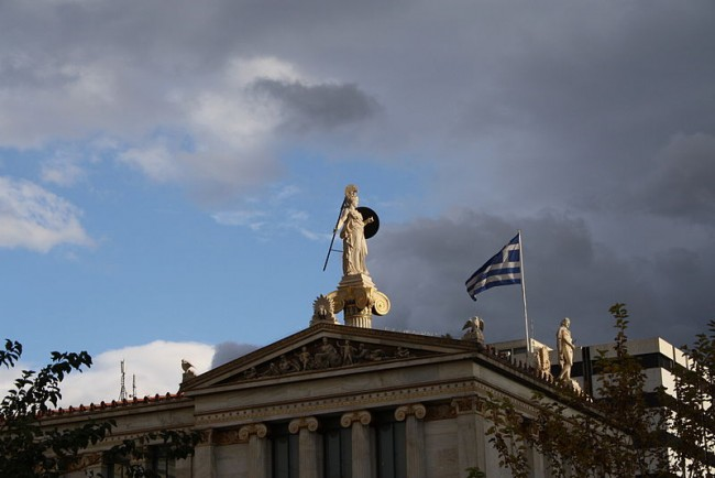 Church diplomacy: Greece, Russia and beyond