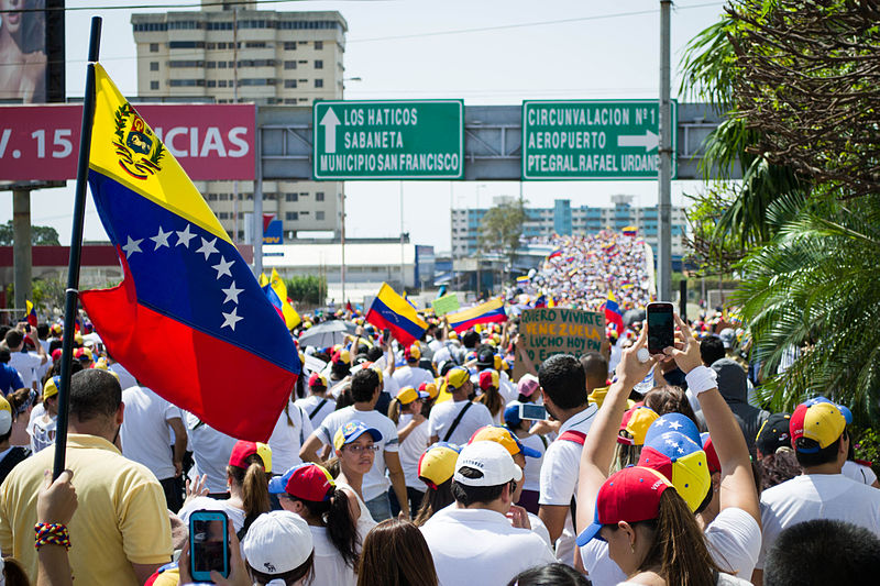 Venezuela bans anti-government protests in capital