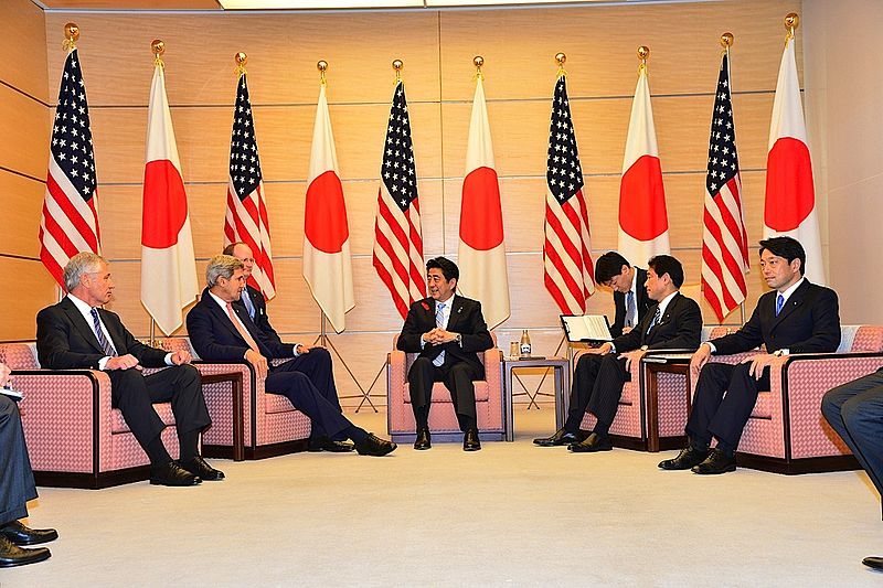 U.S.-Japan global and regional cooperation