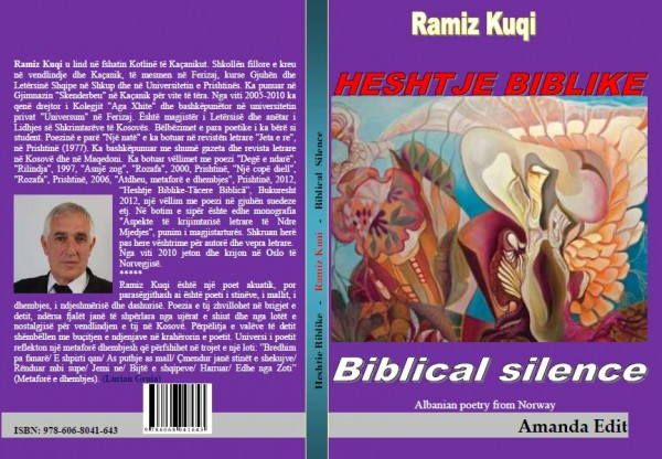 'Biblical Silence': longing verses by Ramiz Kuqi - Book review