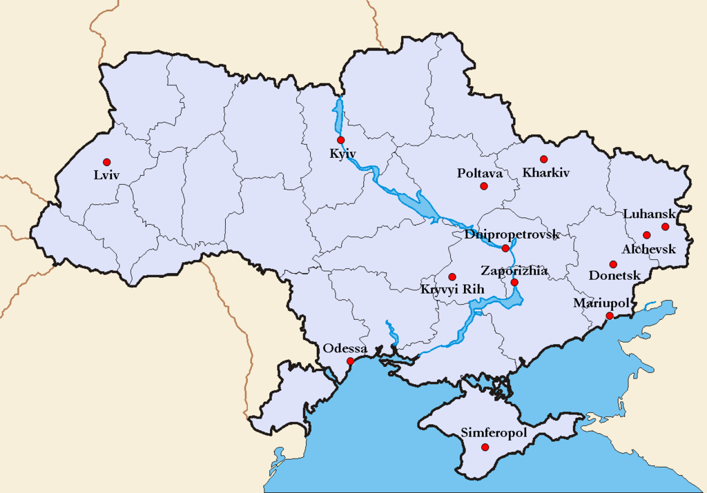 Crisis in Ukraine - an opportunity in the midst of chaos?