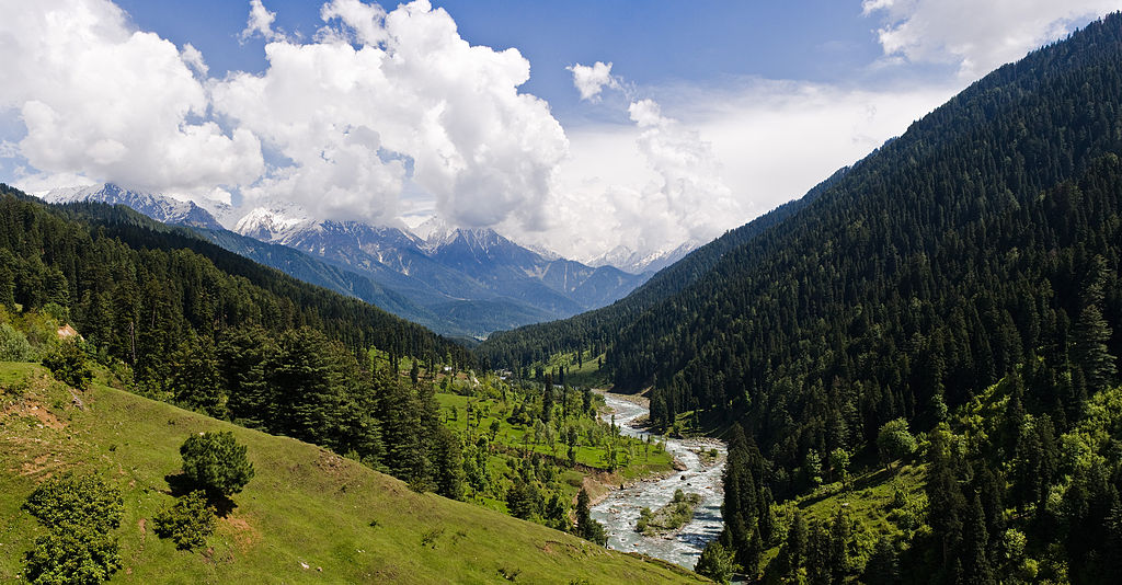 Nature's fury in Jammu and Kashmir