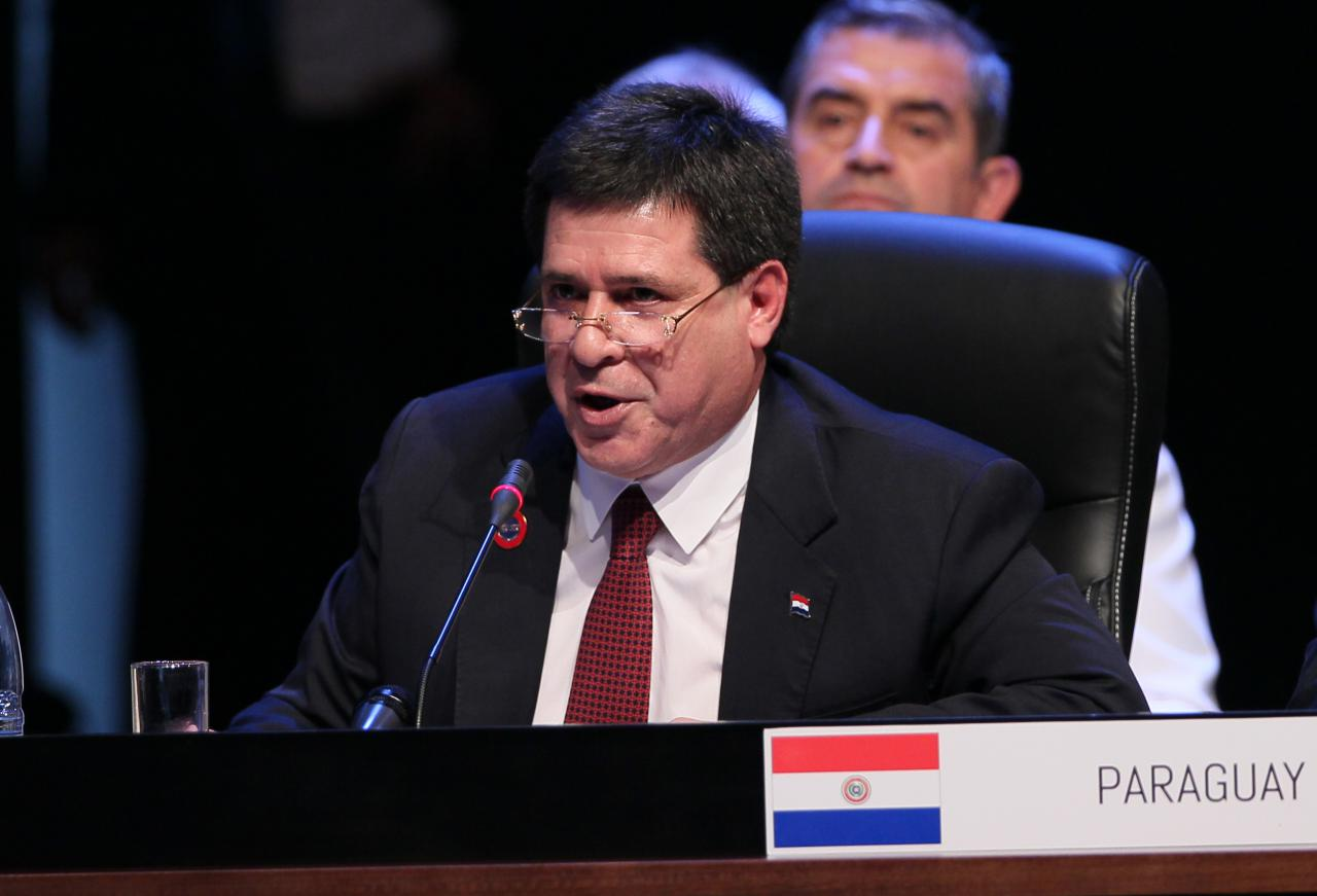 Paraguay: Senate leader Blas Llano committed to restoring transparency