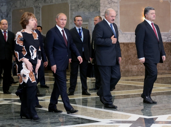Minsk summit produces no breakthrough for Ukraine