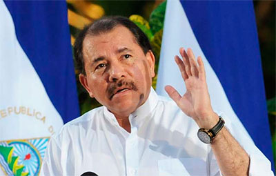 President Daniel Ortega: peace and stability are key to economic growth