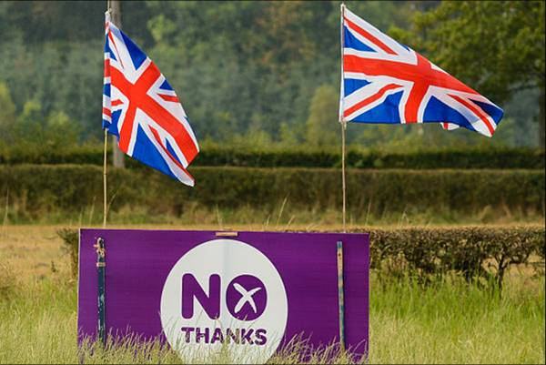 Votes counting starts for Scottish independence referendum