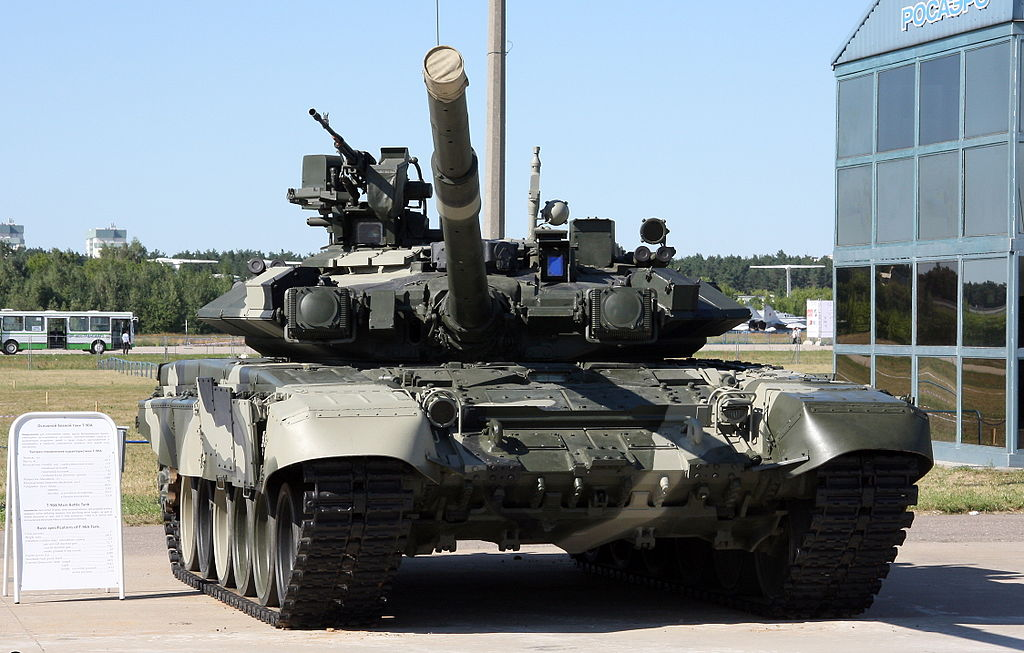 Russia to deliver 100 T-90S tanks to Azerbaijan in early 2015