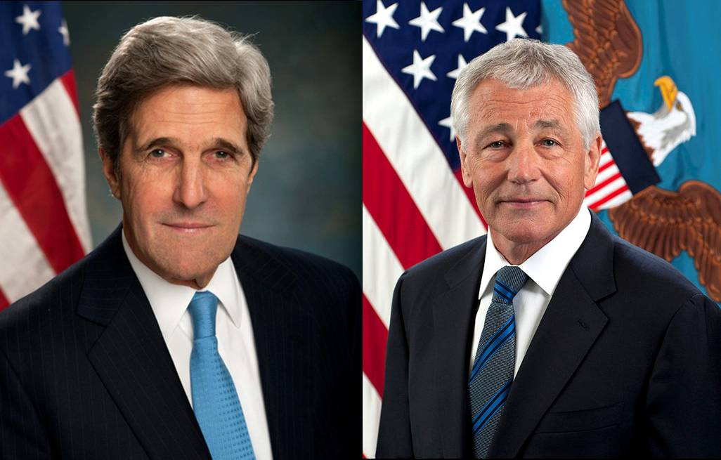 Joint statement by Secretary Kerry and Secretary Hagel on the ISIL meeting