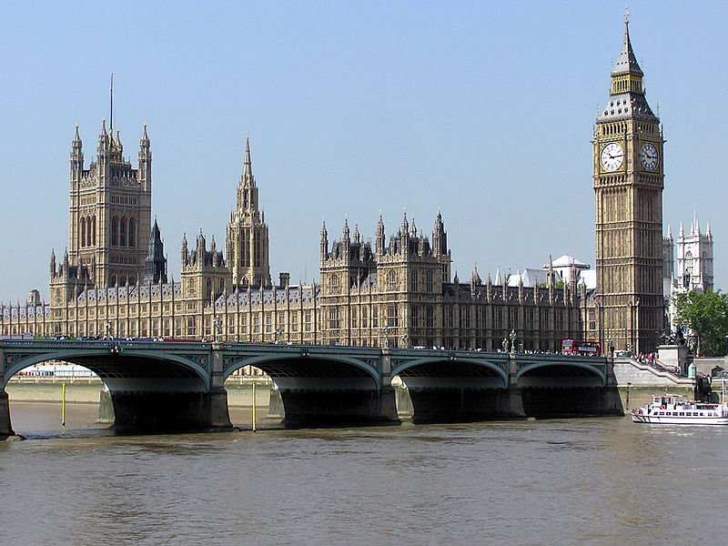 British parliament to vote on recognizing Palestinian state