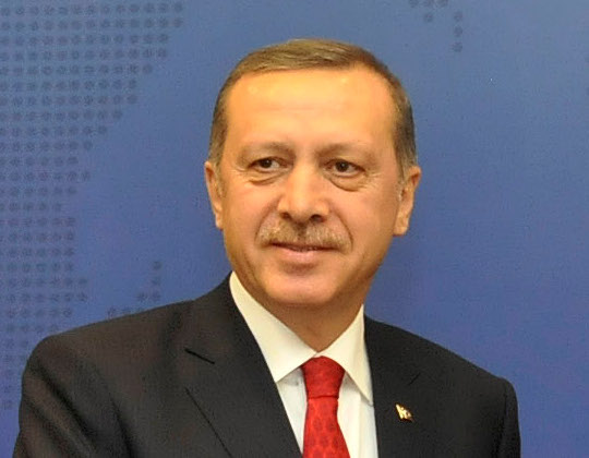 Assad regime should be target: Turkish President