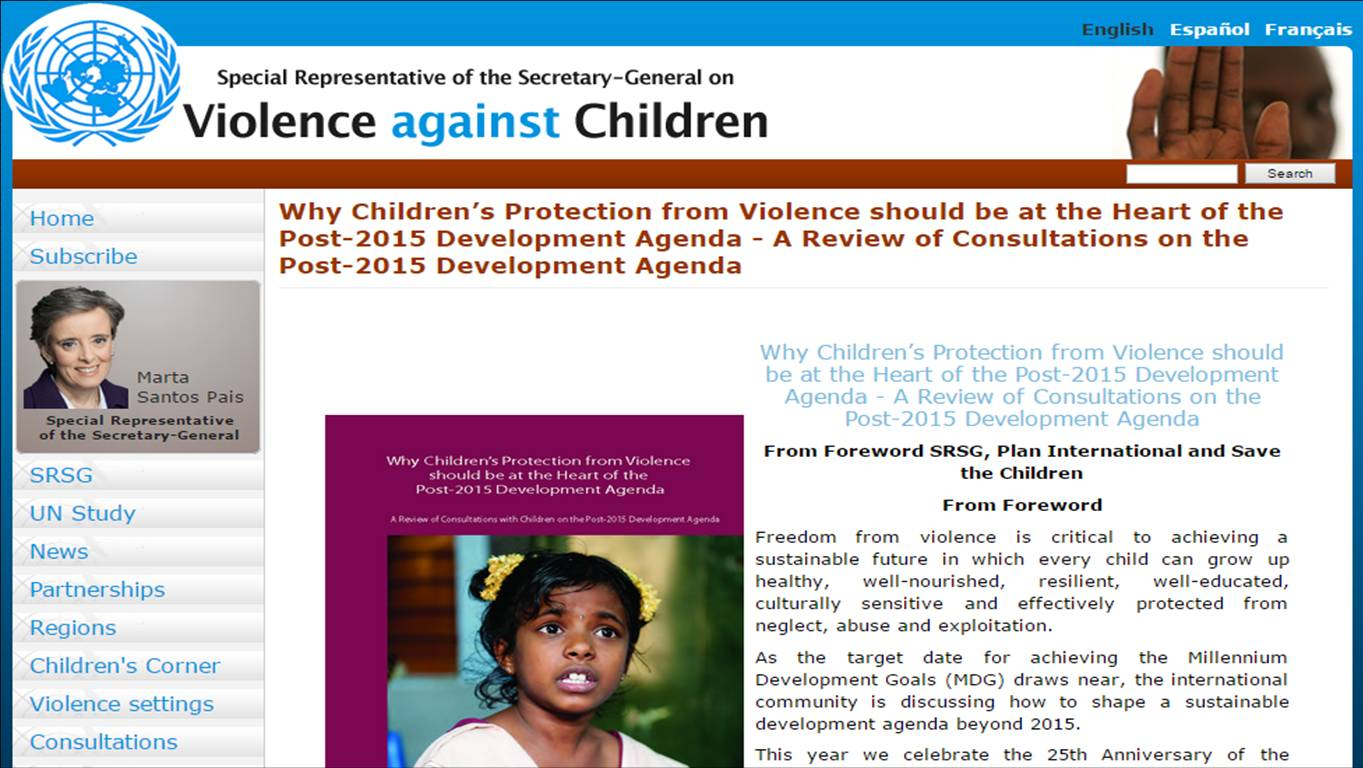 Violence against children: UN gets it wrong