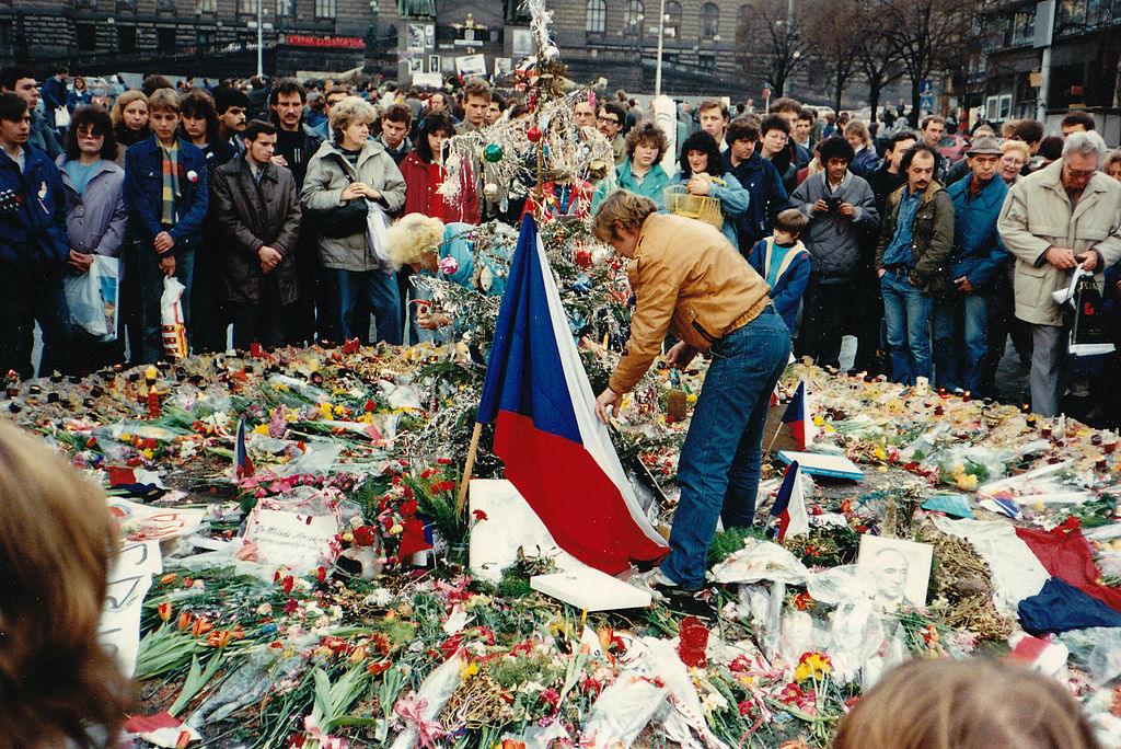 Czech Velvet Revolution to be celebrated across world