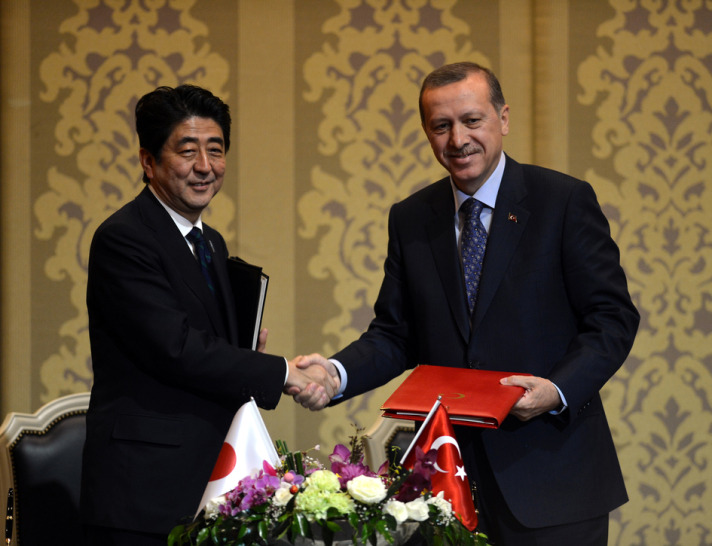 Turkey-Japan relations: images and reality