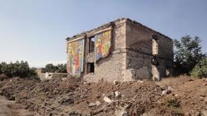 Agdam, Nagorno Karabakh, Azerbaijan. (Photo: Courtesy of WikiCommons)