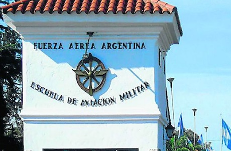 Sexual abuse scandal hits Argentine Air Force Academy