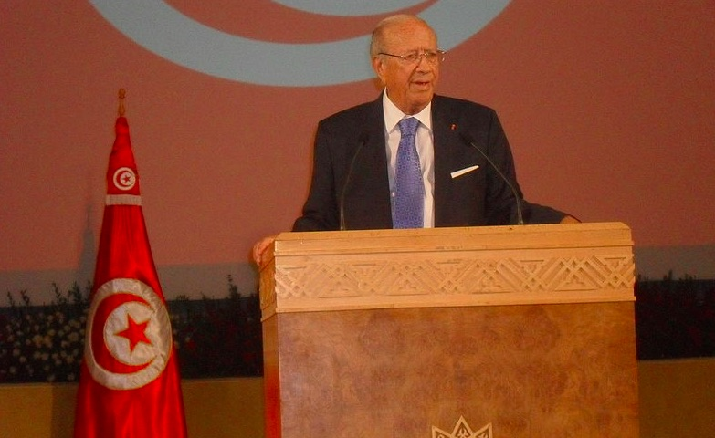 Essebsi officially declared Tunisia's president