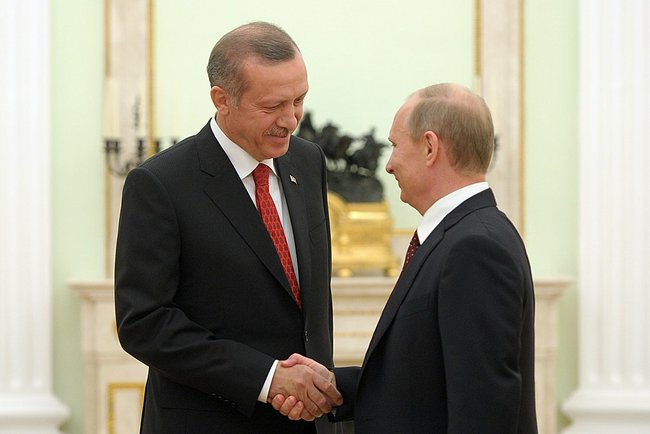 Russia, Turkey and the vision of Greater Europe