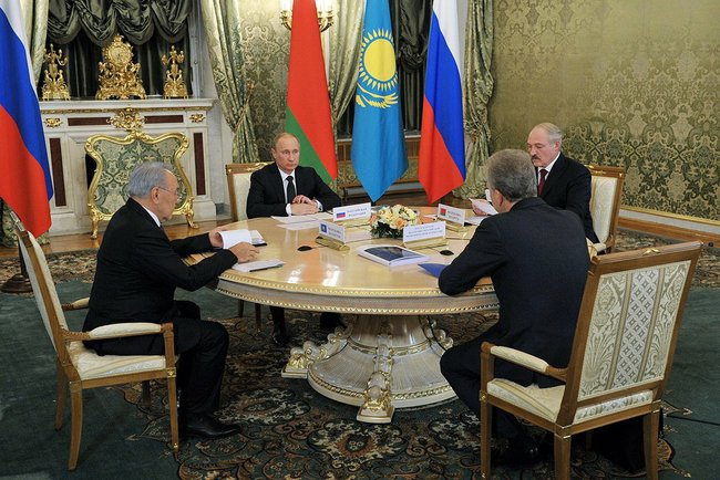 Eurasian Economic Union starts functioning